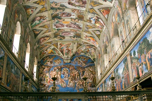 7 Things You May Not Know About the Sistine Chapel